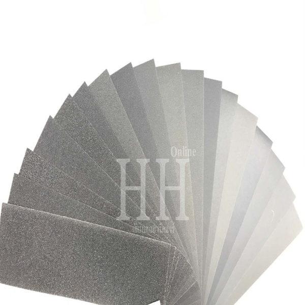 กระดาษทรายน้ำ ยี่ห้อTOA